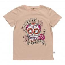 T-Shirt Crâne Arlo Rose