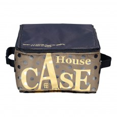 Rangement House Case en nylon Beige