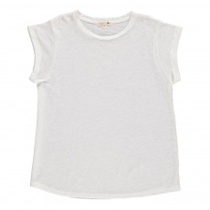 T-Shirt Valentin Blanc
