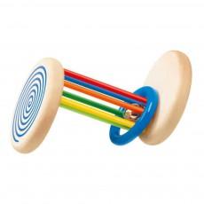 Hochet Rolldi Multicolore
