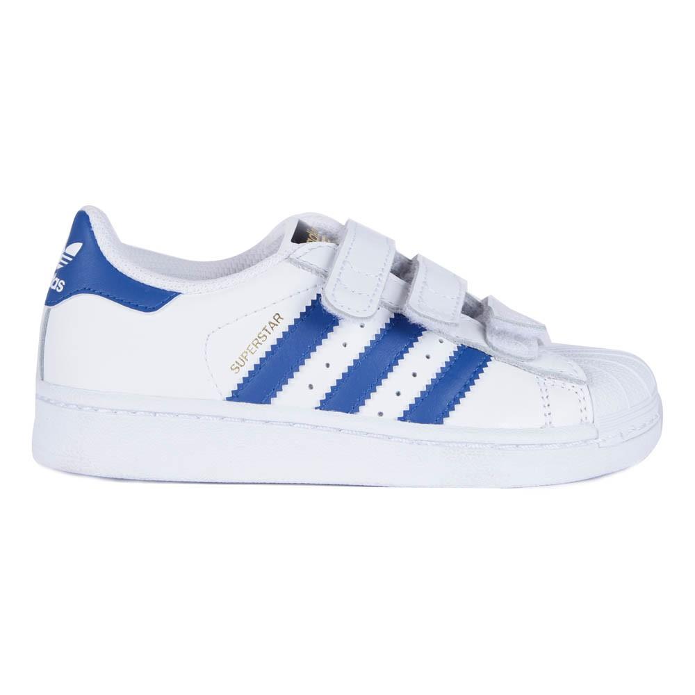 Adidas Azul Y Blanco