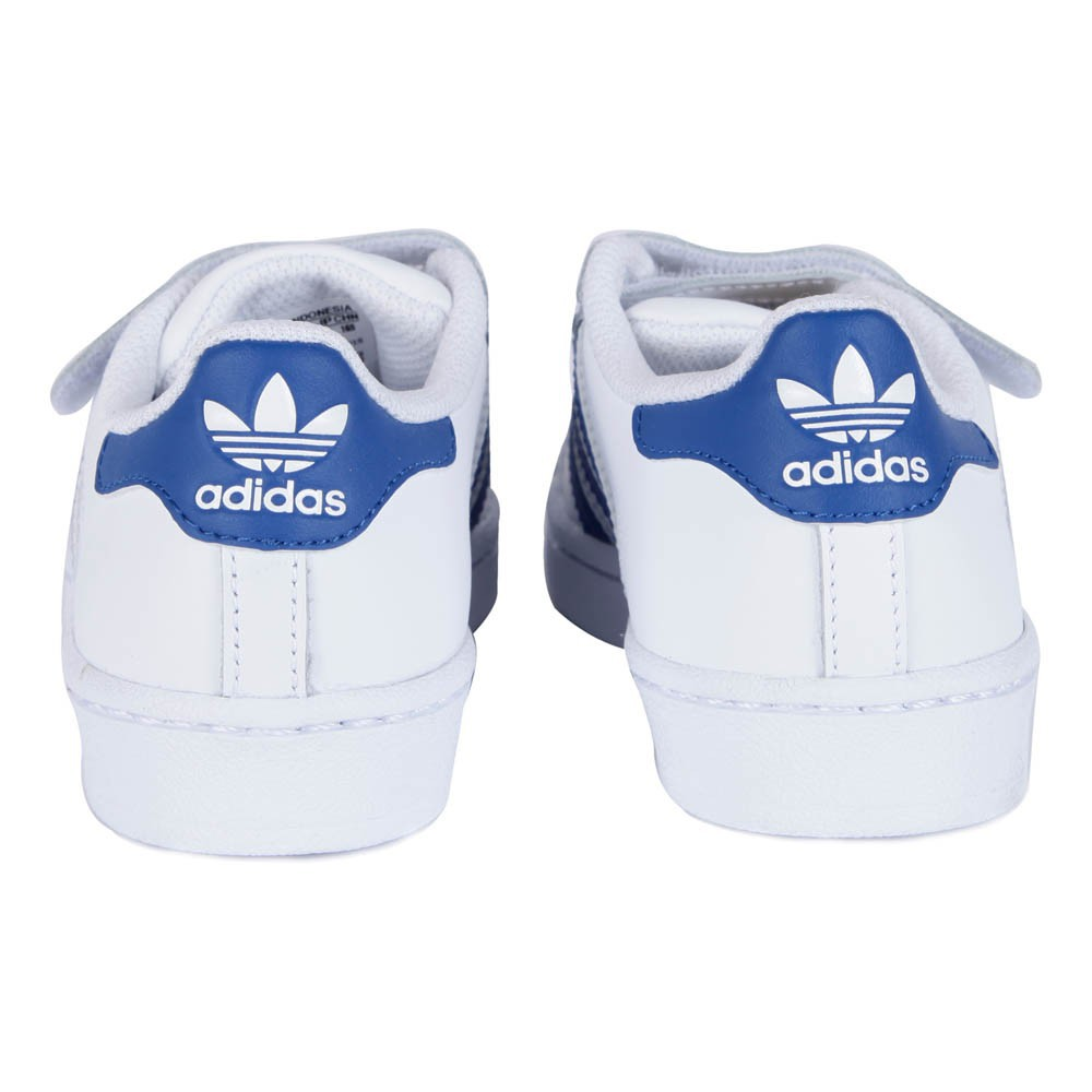 Adidas Superstars Klettverschluss
