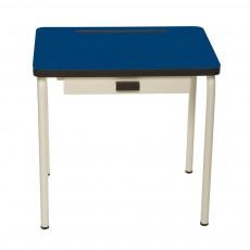 Bureau enfant Régine - Bleu électrique