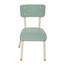 Chaise enfant little Suzie - Bleu Jade