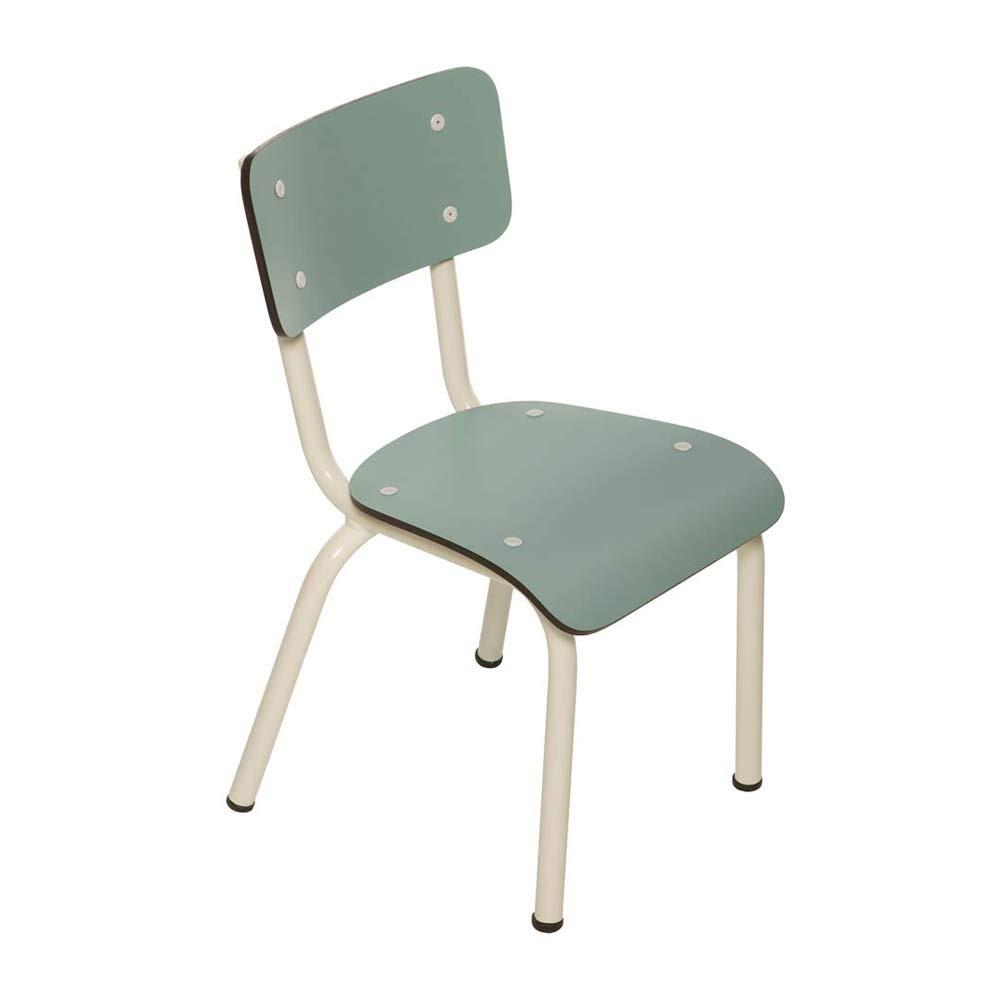 chaise enfant little suzie bleu jade les gambettes mobilier smallable. Black Bedroom Furniture Sets. Home Design Ideas
