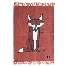 Tapis en laine Renard 100x140 cm
