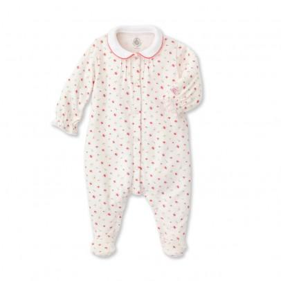 Image du produit Pyjama à Pieds Fleurs Banette Rose pâle