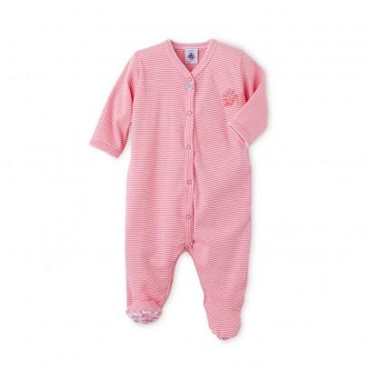 Image du produit Pyjama à Pieds Rayé Become Rose