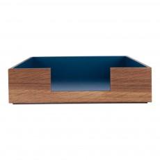 Rangement lettres - Bleu