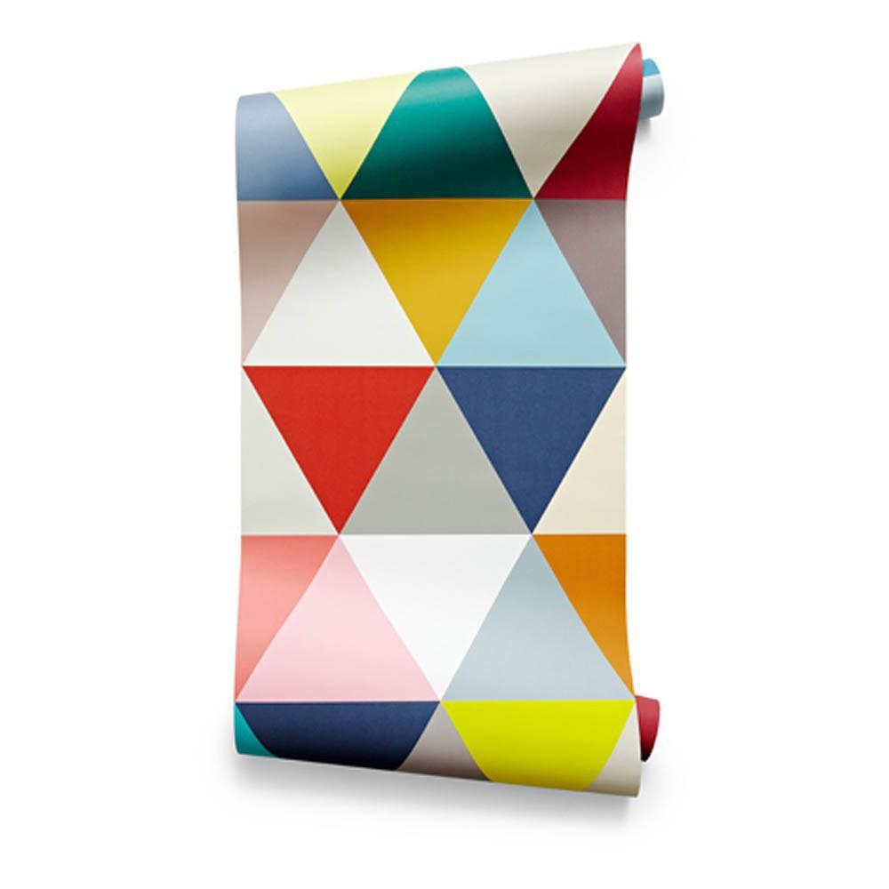 papier peint mosaic classic 182x280 cm 2 l s multicolore. Black Bedroom Furniture Sets. Home Design Ideas