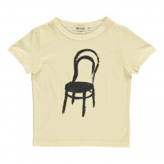T-Shirt Chaise Thonet Ecru