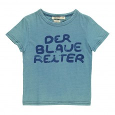 T-Shirt Der Blaue Reiter Bleu