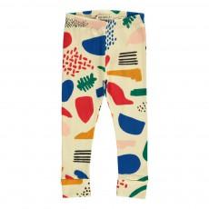 Legging Mi-Mollets Matisse Ecru