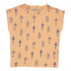 T-Shirt Painters Abricot