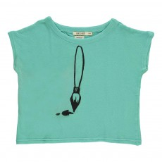 T-ShirtBrush Bleu turquoise