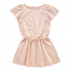 Robe Jersey Mireille Rose pâle