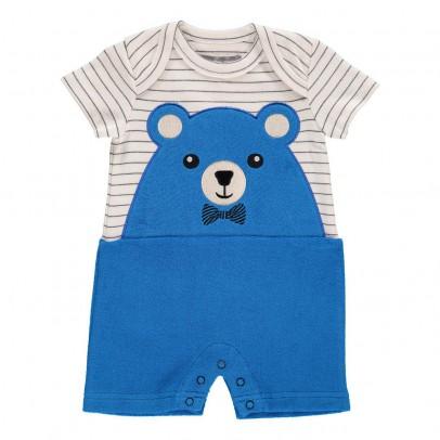 Image du produit Combishort Eponge Peak a Boo Bear Bleu