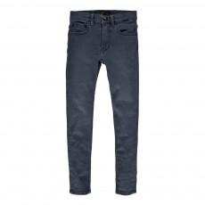 Jean Slim Icon Bleu gris