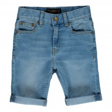 Bermuda Denim Edmond Bleu ciel
