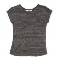 T-Shirt Cisely Gris chiné