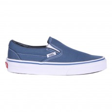 Slip On Classic Bleu