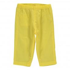 Pantalon Futur Jaune