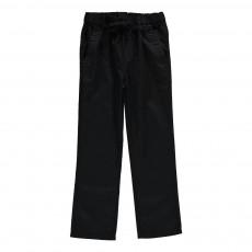 Pantalon Fusee Noir