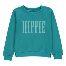 """Sweat """"Hippie"""" Ola Bleu turquoise"""