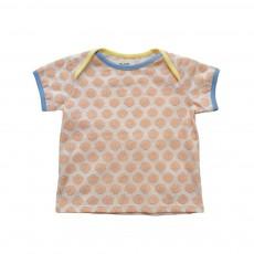 T-shirt Coquillages Bain De Mer Rose pêche