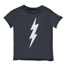 T-Shirt Eclair Kita Bleu nuit