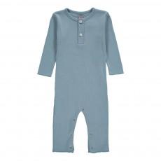 Pyjama Tunisien Bleu gris