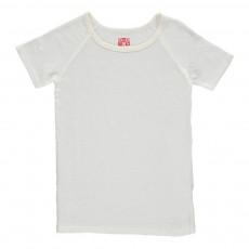 T-Shirt Lin Ecru