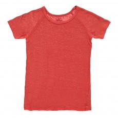 T-Shirt Lin Corail