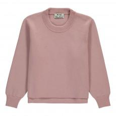 Pull Zips Coton Mini Misty Rose