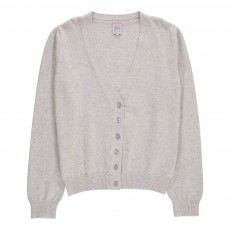 Cardigan Grizzly Gris clair