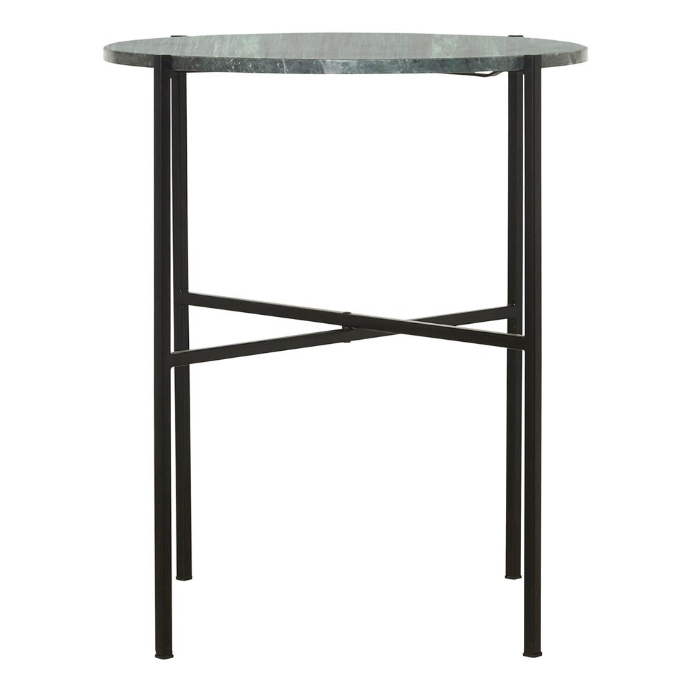 table plateau marbre d45 cm house doctor mobilier. Black Bedroom Furniture Sets. Home Design Ideas