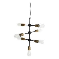 Suspension lampe Molecular
