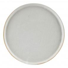 Assiette plate Blanc