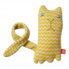 Peluche chat Ziggy 24 cm