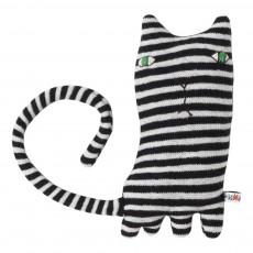 Peluche chat Mono 24 cm