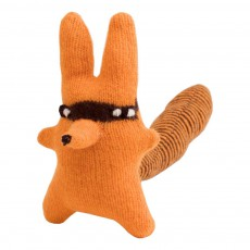 Peluche écureuil masqué Rill 20 cm