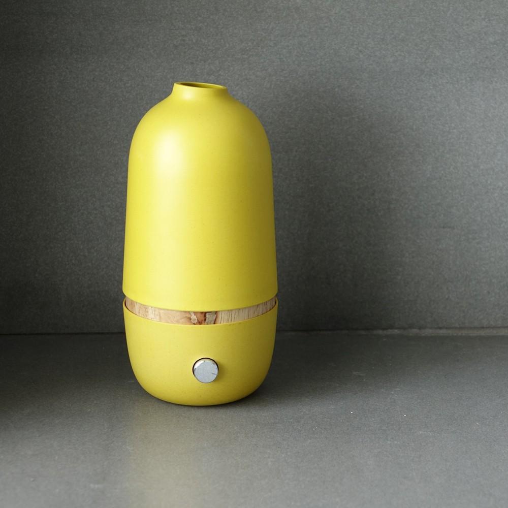 diffuseur d 39 huiles essentielles ona jaune ekobo. Black Bedroom Furniture Sets. Home Design Ideas