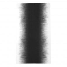 Nappe en coton imprimé 140x240 cm Gris