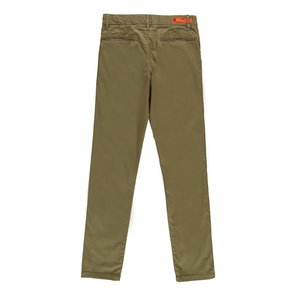 pantalon chino piero vert kaki bellerose mode ado gar on smallable. Black Bedroom Furniture Sets. Home Design Ideas