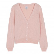 Cardigan Grizzly Rose