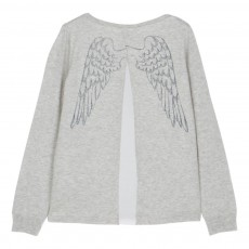 Pull Mayday Gris clair