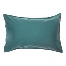 Taie d'oreiller 75x50 cm Vert d'eau