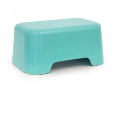 Marche-pied Bano Bleu turquoise