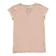 T-Shirt Toast Rose pâle