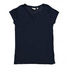 T-Shirt Toast Bleu nuit